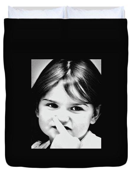 Little Emma Duvet Cover