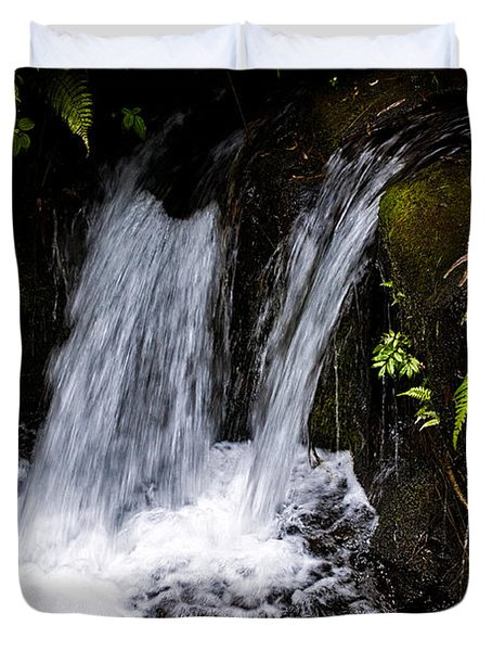 Little Falls Duvet Cover by Christopher Holmes