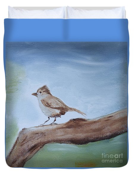 Little Friend Duvet Cover