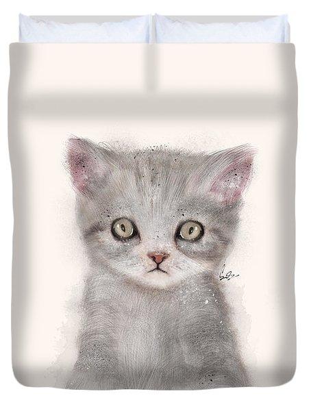 Little Kitten Duvet Cover