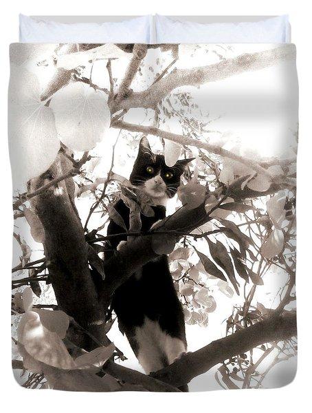 Little Kitty Duvet Cover
