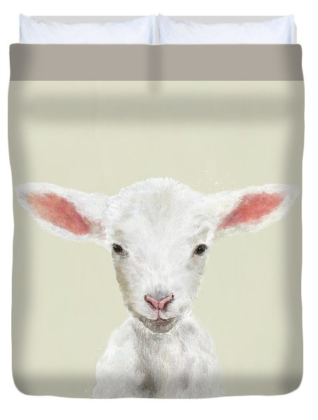 Little Lamb Duvet Cover