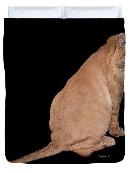 Little Lion King Duvet Cover