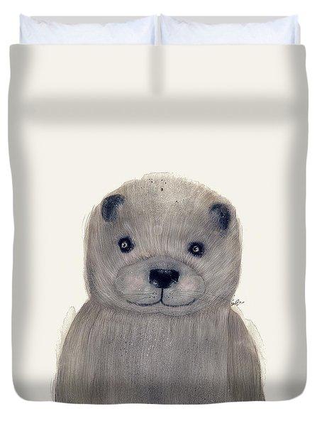 Little Otter Duvet Cover