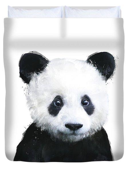 Little Panda Duvet Cover