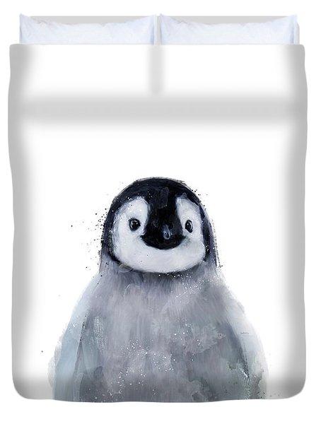 Little Penguin Duvet Cover