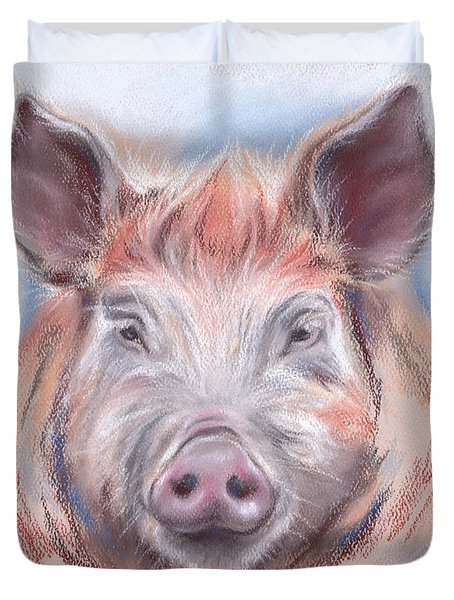 Little Pig Duvet Cover
