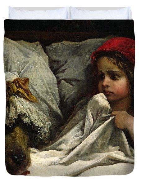 Little Red Riding Hood Duvet Cover