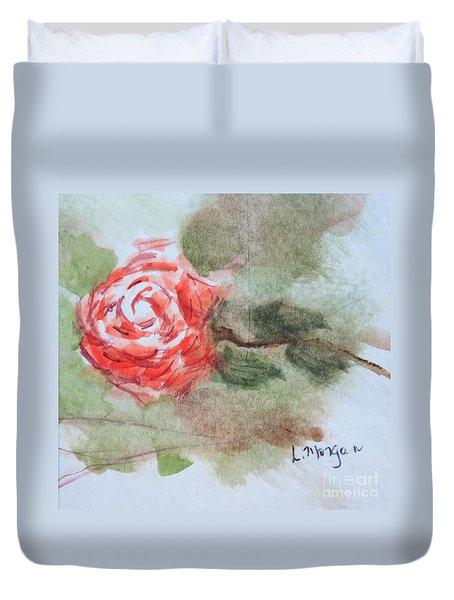 Little Rose Duvet Cover