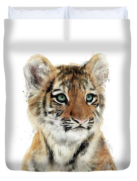 Little Tiger Duvet Cover