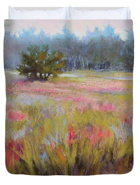 Little Tree Road Duvet Cover