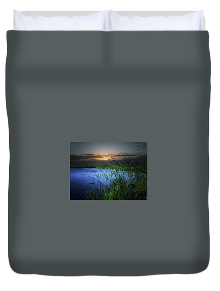 Little Waters Duvet Cover