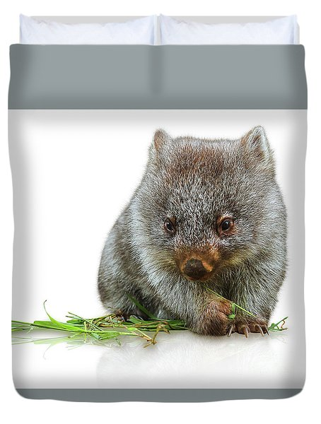 Little Wombat Duvet Cover