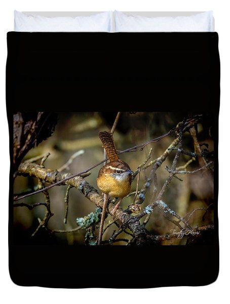 Little Wren 1 Duvet Cover