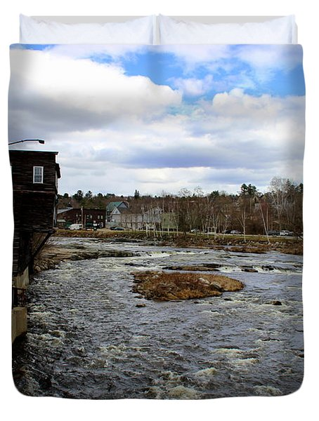 Littleton Nh Duvet Cover