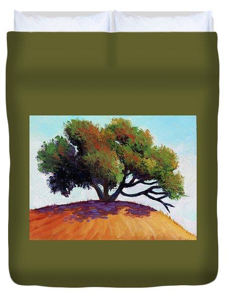 Live Oak Tree Duvet Cover