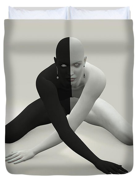 Lives Matter Duvet Cover