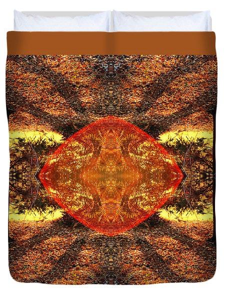 Living Light Duvet Cover