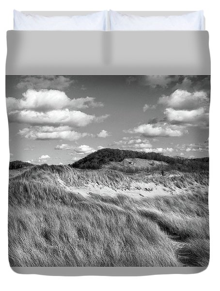 Living Off The Land Duvet Cover by Kathi Mirto