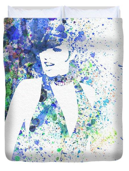 Liza Minnelli Cabaret Duvet Cover by Naxart Studio