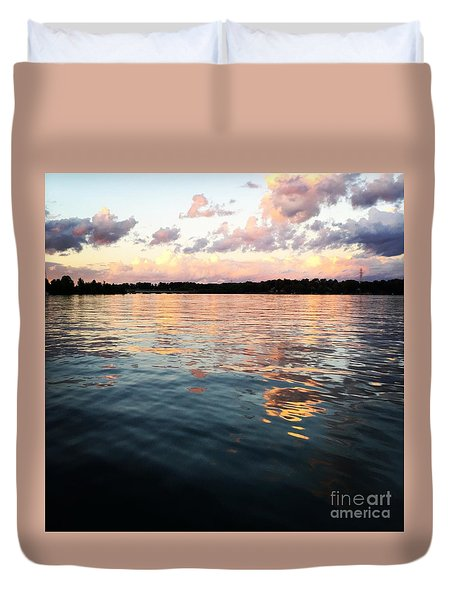 Lkn Water And Sky  I Duvet Cover