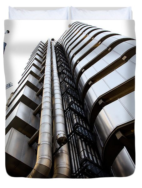 Lloyds Building London  Duvet Cover