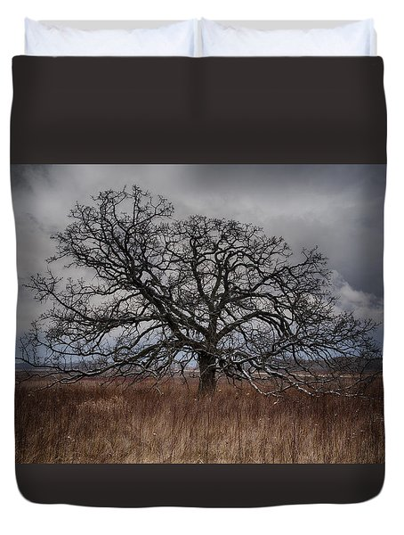 Loan Oak II Duvet Cover