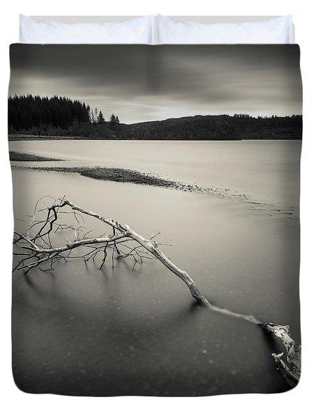 Loch Avich Branch Duvet Cover