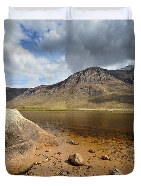 Loch Etive Duvet Cover