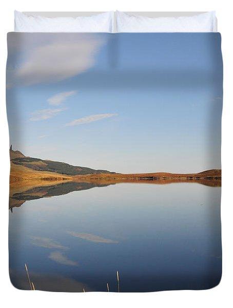 Loch Leatham Duvet Cover