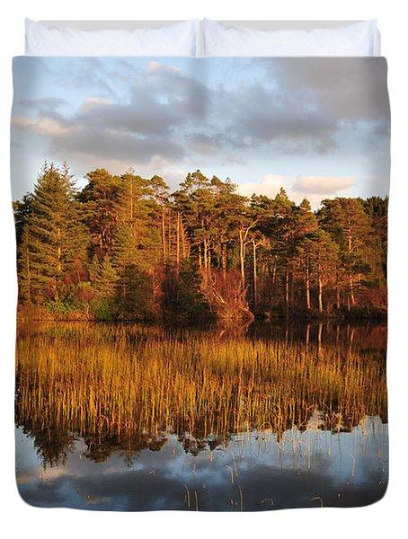 Loch Lundie Duvet Cover
