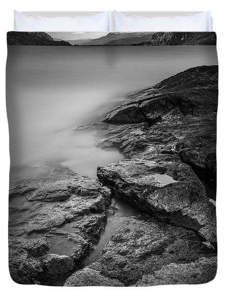 Loch Maree Duvet Cover