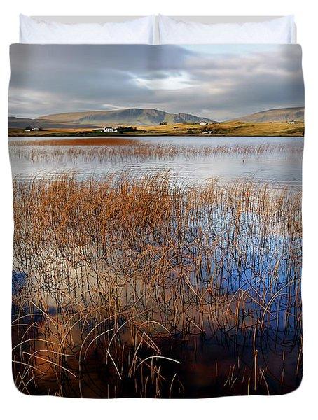 Loch Mealt Duvet Cover