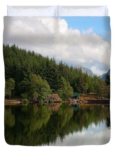 Lochan Glencoe Duvet Cover