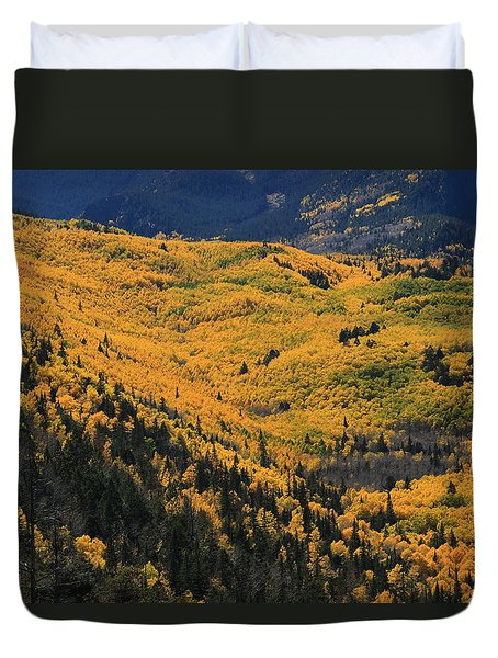 Lockett Meadow Shines Duvet Cover