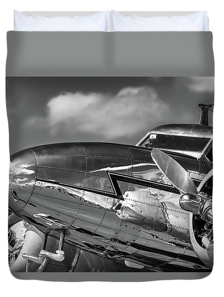 Lockheed Splendor Duvet Cover