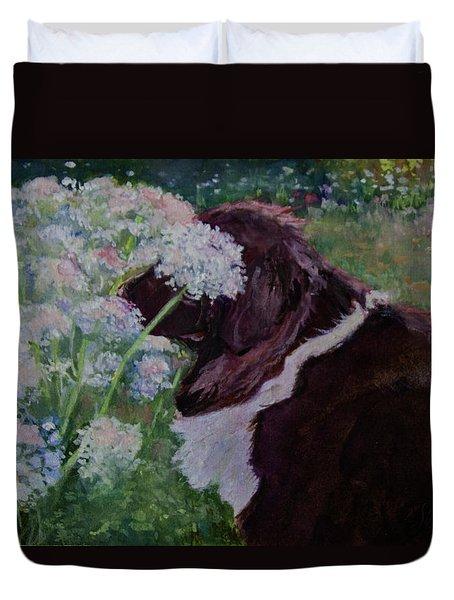 Lola's Lace Duvet Cover