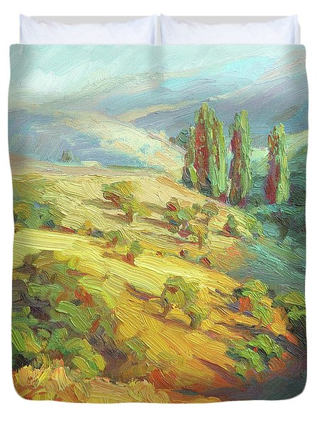 Lombardy Homestead Duvet Cover