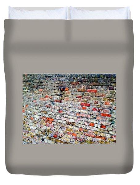 London Bricks Duvet Cover