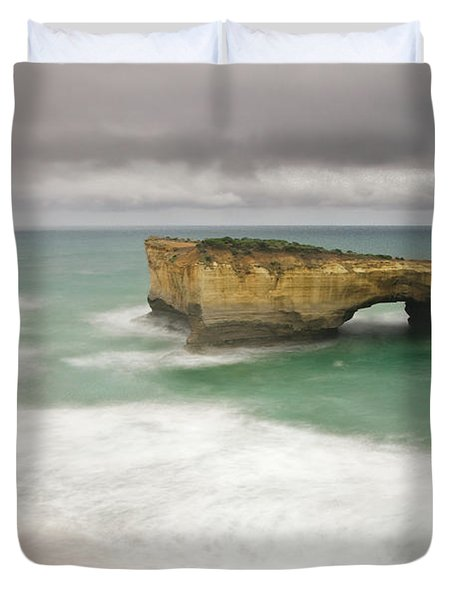 London Bridge 2 Duvet Cover