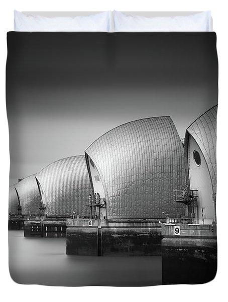 London Guards Duvet Cover