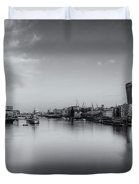 London Panorama Duvet Cover