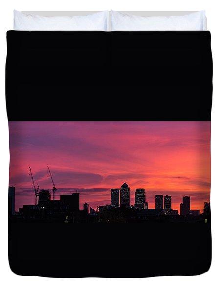 London Wakes 1 Duvet Cover