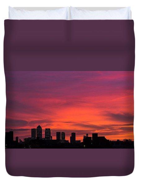 London Wakes 2 Duvet Cover