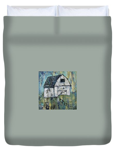 Lone Barn Duvet Cover by Kirsten Reed