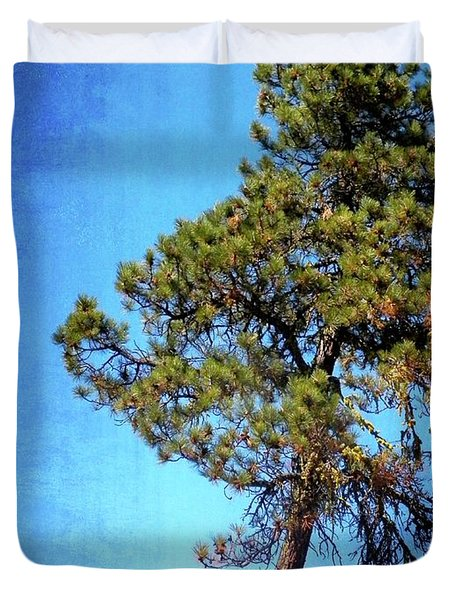 Lone Pine Duvet Cover