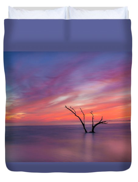 Duvet Cover featuring the photograph Lone Ranger by RC Pics