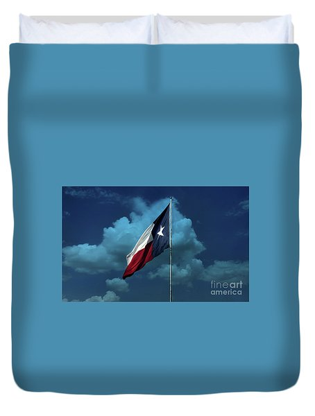 Lone Star Duvet Cover