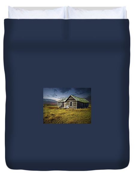 Lonely House Duvet Cover