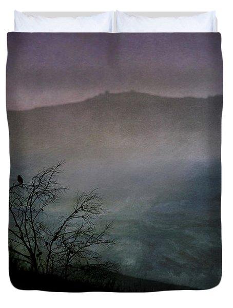 Lonesome Point Duvet Cover